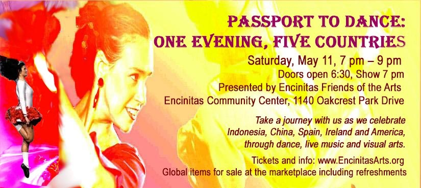 Smorgborg   Passport to Dance-One Evening, Five Countries